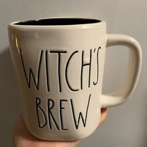 Rae Dunn witch's brew mug